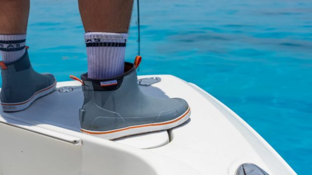 Best Fishing Boots For Boats