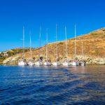 Cyclades Islands Sailing Destinations