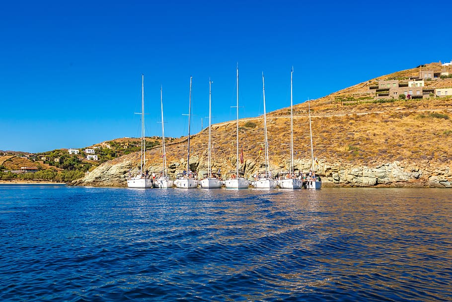 Cyclades Islands Sailing Destinations
