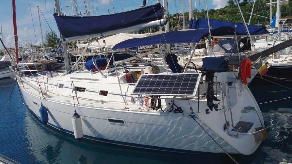 Utiliser l'énergie lorsque vous vivez sur un bateau