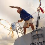 Man Overboard Recovery Procedure
