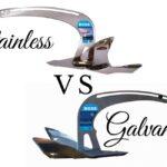 Stainless vs Galvanized Anchor