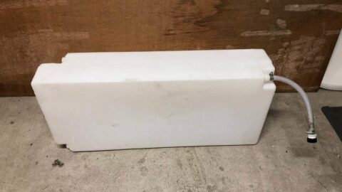 Sailboat Water Tank Size