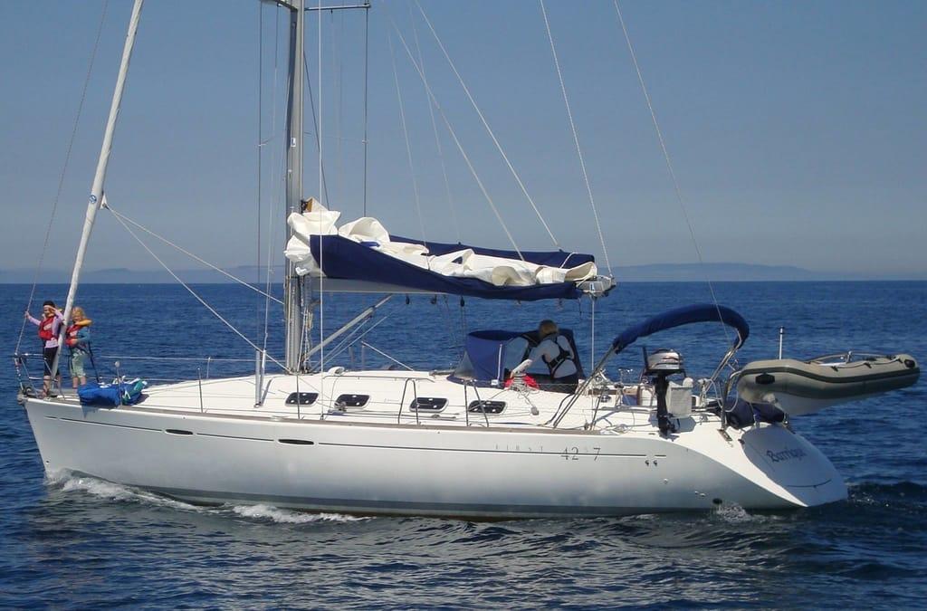 Beneteau First 42s7 - Best Liveaboard Sailboat