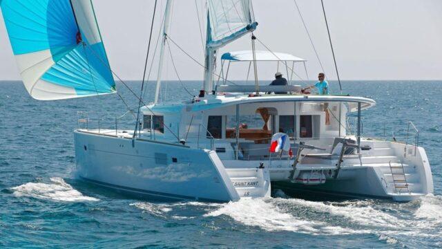 Best Catamarans Over 50 Feet