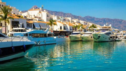 Best Marinas in Spain