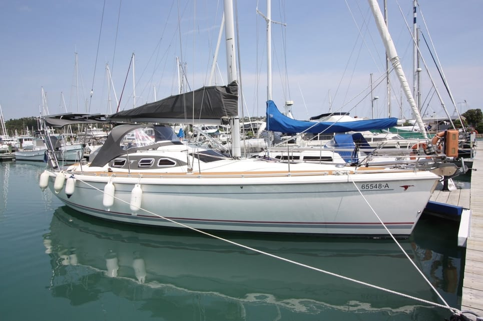 Etap 37s - Best Sailboat To Live On