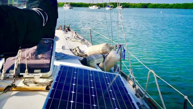 How to Charge a Sailboat Battery