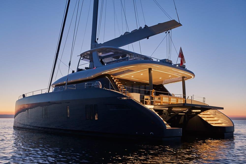 Sunreef Yachts Catamaran