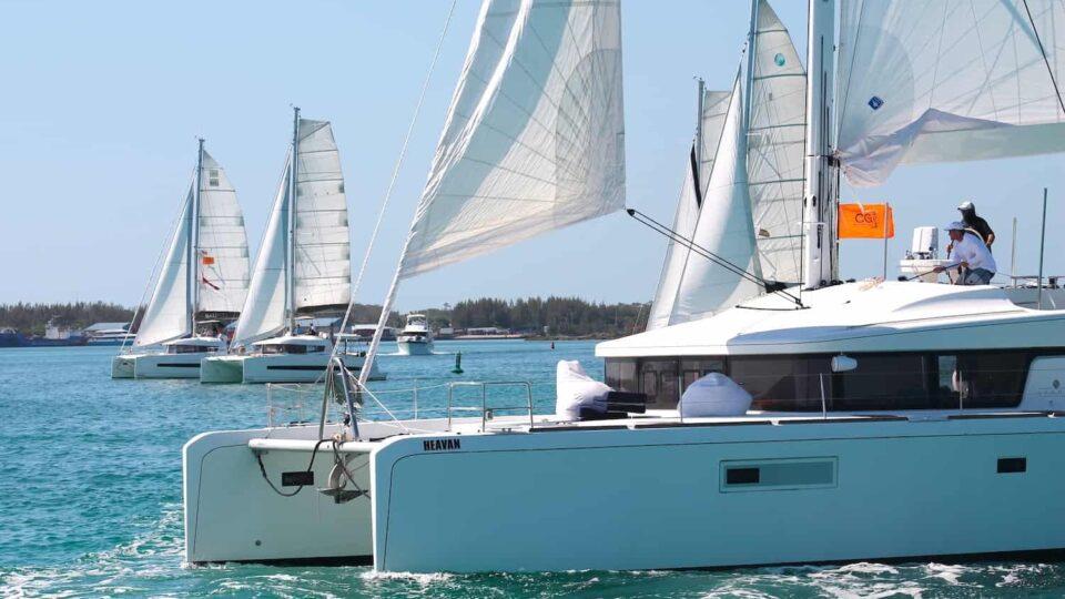 10 Best Catamarans Under 40 Feet