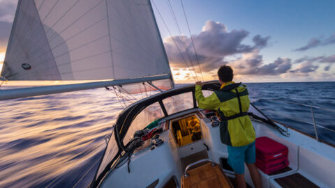 Best Time to Cross the Atlantic by Sailboat