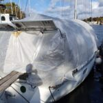 How To Tarp a Boat