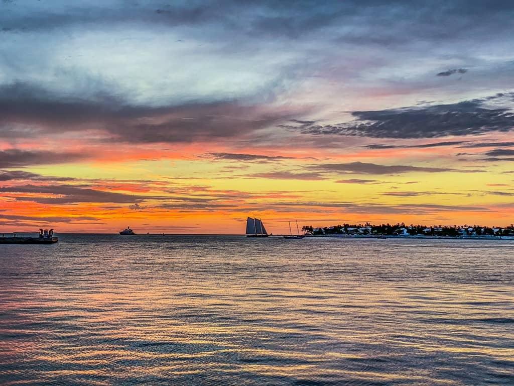 Key West, Florida Sailing