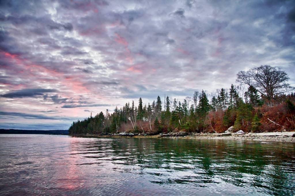 Penobscot Bay, ME USA
